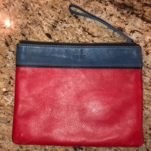 PURSE: Red & Blue perfect for 4th of July